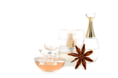 Women's perfume Royalty Free Stock Image