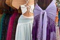 Women`s Renaissance Clothing Dresses Royalty Free Stock Photos
