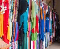 Women`s Renaissance Clothing Dresses Boutique Royalty Free Stock Images