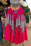 Women`s Renaissance Dresses and Gowns Boutique. Arizona Renaissance Festival displayed women`s beautiful, and some elaborate, costume gowns, skirts, and dresses Stock Photography