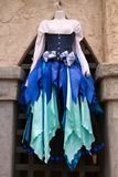 Women`s Renaissance Dresses and Gowns Boutique. Arizona Renaissance Festival displayed women`s beautiful, and some elaborate, costume gowns and dresses at their Royalty Free Stock Photos