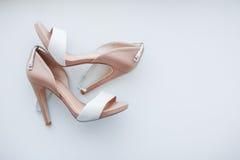Women& x27; s schoenen Stock Foto's