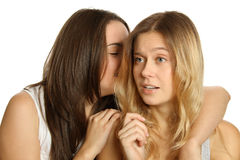 Women's secrets Stock Photo