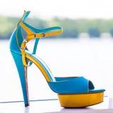 Women's shoe Royalty Free Stock Photography