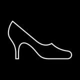 Women's shoe Royalty Free Stock Photos