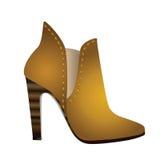 Women's shoes. Stock Photo