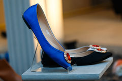 Women's shoes Royalty Free Stock Image