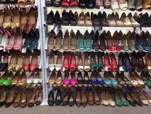 Womens shoes Stock Images