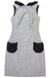 Women's sleeveless dress. Royalty Free Stock Images