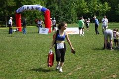 Women's sport Stock Images