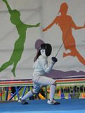 Women's sport Royalty Free Stock Image