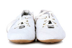 Women's sport shoes Stock Photography