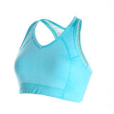 Women's sports bra Royalty Free Stock Photography