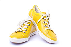 Women's sports shoes Stock Image