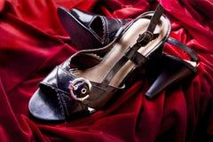 Women's Stylish Sandles Royalty Free Stock Photo