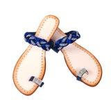 Women's summer sandals Stock Photo
