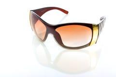 Women's sunglasses. On a white background Stock Photos