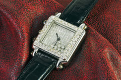 Women's Watches Royalty Free Stock Images