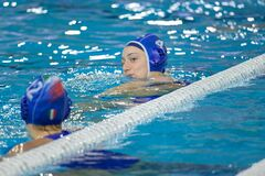 Women's Waterpolo Olympic Game Qualification Tournament 2021 - France vs Italy