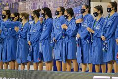 Women's Waterpolo Olympic Game Qualification Tournament 2021 - Holland vs Italy
