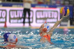 Women's Waterpolo Olympic Game Qualification Tournament 2021 - Holland vs Slovakia