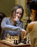Women's World Chess Championship 2016 Lviv Royalty Free Stock Images