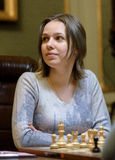 Women's World Chess Championship 2016 Lviv Royalty Free Stock Photos