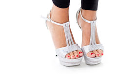 Women shoe Royalty Free Stock Image