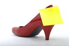 Women shoe Stock Images