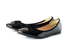 Women shoe  on white Stock Photo