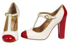 Women shoes Stock Images