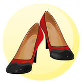 women shoes Stock Photos