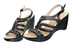 Women shoes Stock Photography