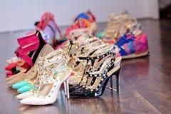 Women shoes Stock Photos