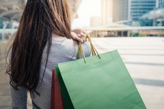 Let Go Shopping Royalty Free Stock Image
