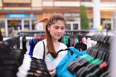 Women shopping Stock Photo
