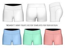 Women short tights. Stock Image