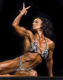 Women Show Off Amazing Physiques in Vancouver Royalty Free Stock Photography