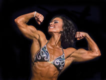 Women Show Off Amazing Physiques in Vancouver Stock Photos