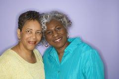 Women smiling. Stock Photos