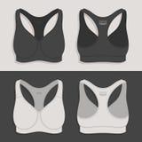 Women sport bra Royalty Free Stock Images