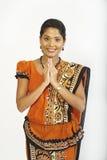 Women from Sri Lanka Stock Image
