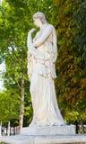 Women Statue - Paris Royalty Free Stock Photo