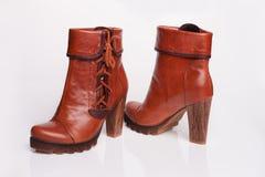 Free Women Stylish Modern Shoes On White Background Royalty Free Stock Image - 177163676