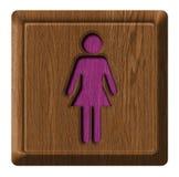 Women symbol Stock Photography