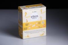 Women tampons, Elkos brand Royalty Free Stock Photo