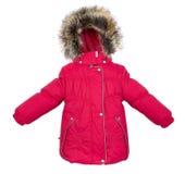 Women winter jacket Stock Photo