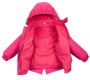 Women winter jacket Stock Images
