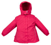 Women winter jacket Stock Photos