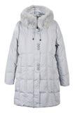 Women wool coat Stock Images